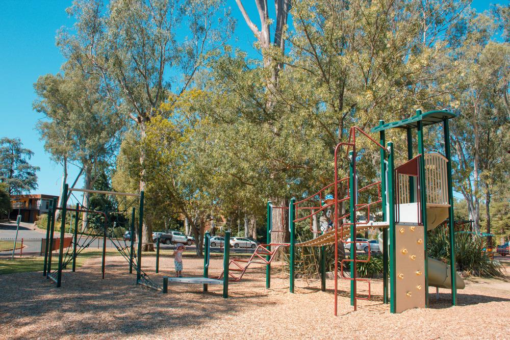 Merriwa Park, Wangaratta