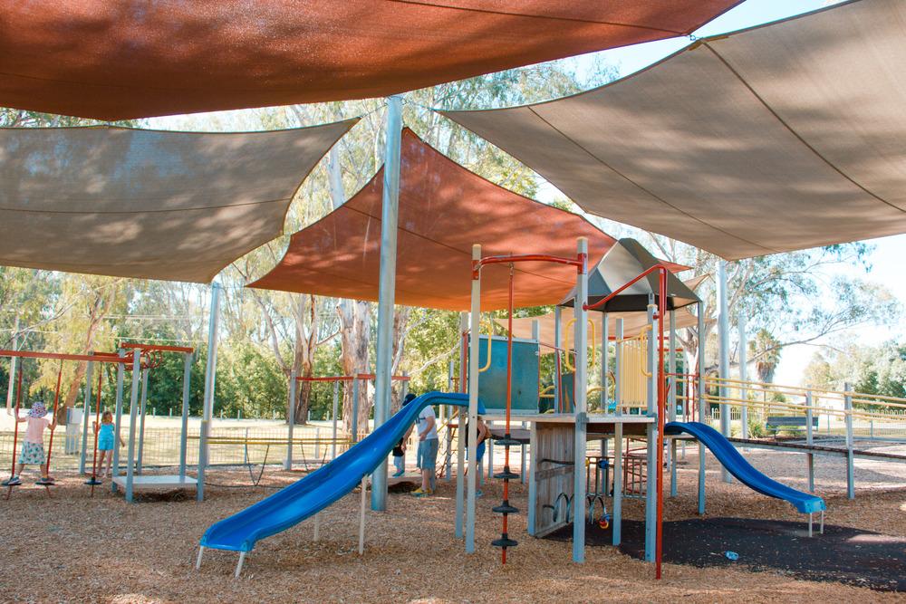 Apex Park, Wangaratta