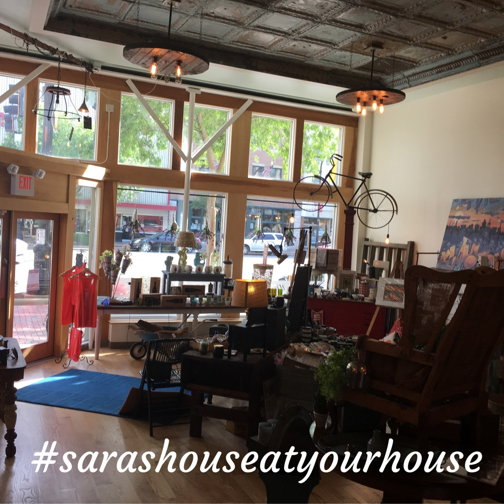 Share your photos using the hashtag: #sarashouseatyourhouse
