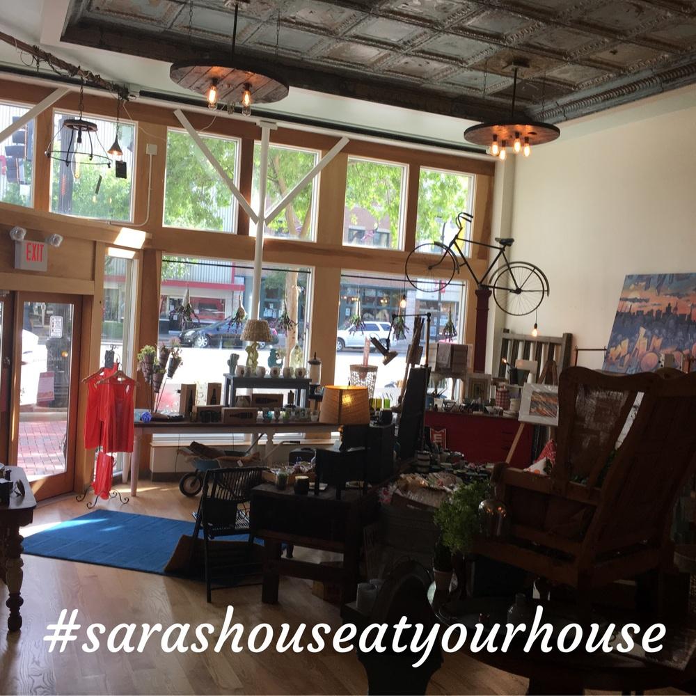 Share your photos using the hashtag: #sarashouseatyourhouse