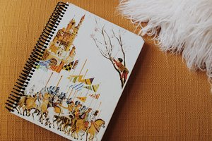 Favorite: Book Journals