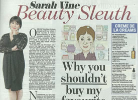 Daily Mail Oct - 2013