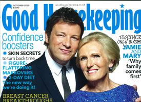 Good Housekeeping Oct - 2013