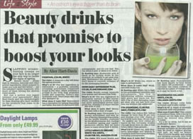 Daily Mail Sep - 2013