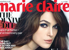 Marie Claire May - 2013