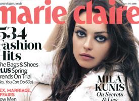 Marie Claire Apr - 2013