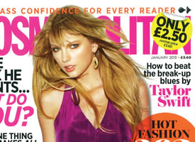 Cosmopolitan Jan - 2013
