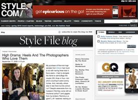 Style.com Sep - 2008