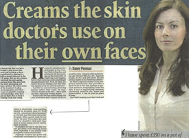 Daily Mail Apr - 2009