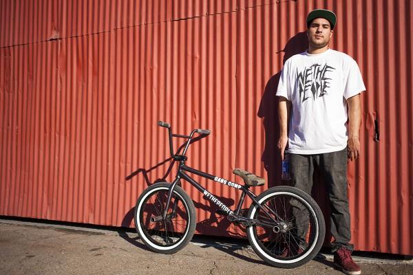 Raul Ruiz Bike Check