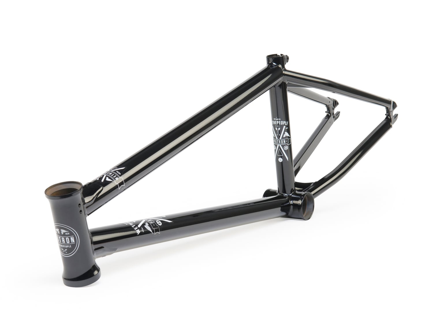 Inventory: The Patron Frame — WETHEPEOPLE BIKE CO.
