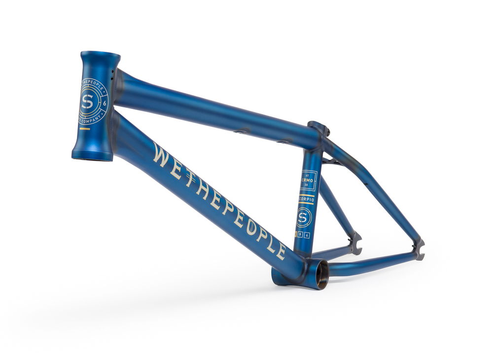 Inventory: The Scorpio Frame — WETHEPEOPLE BIKE CO.