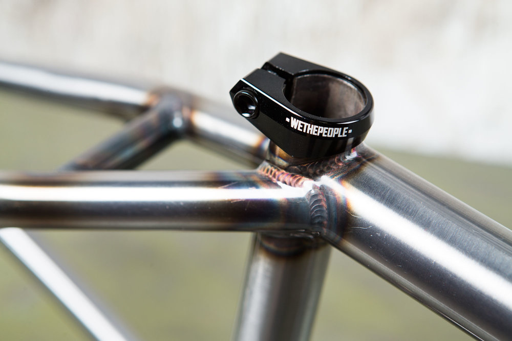 WETHEPEOPLE SUPREME SEAT CLAMP