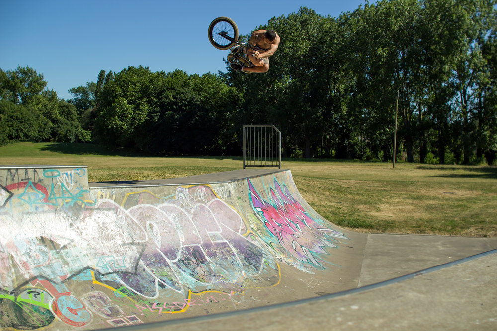 Photos by Archetype BMX