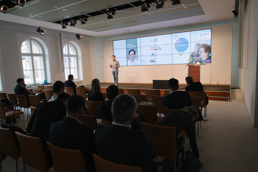 Arvato E-Commerec eXperience Day