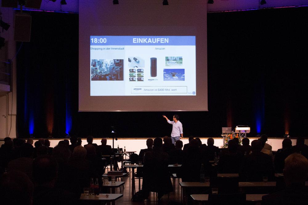 Marketing- und Vertriebsforum des Genossenschaftsverband Bayern