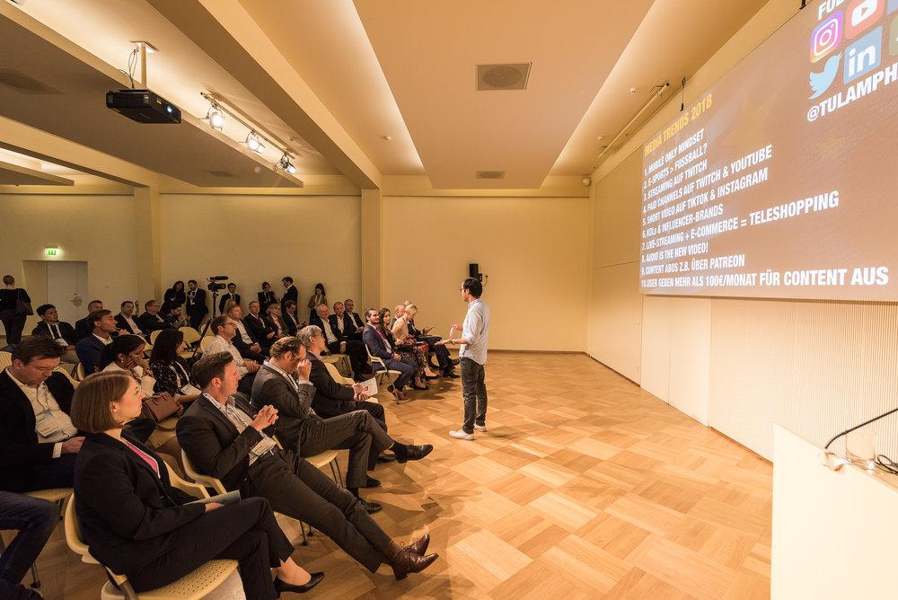VDZ Publisher's Summit, Berlin