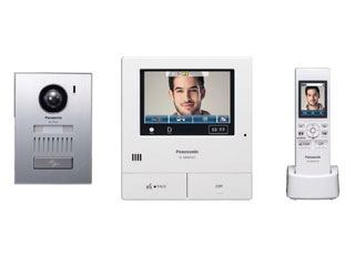 Panasonic draadloze videofoon