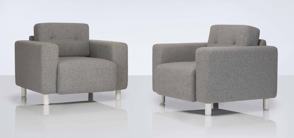 Part easy chair by PearsonLloyd