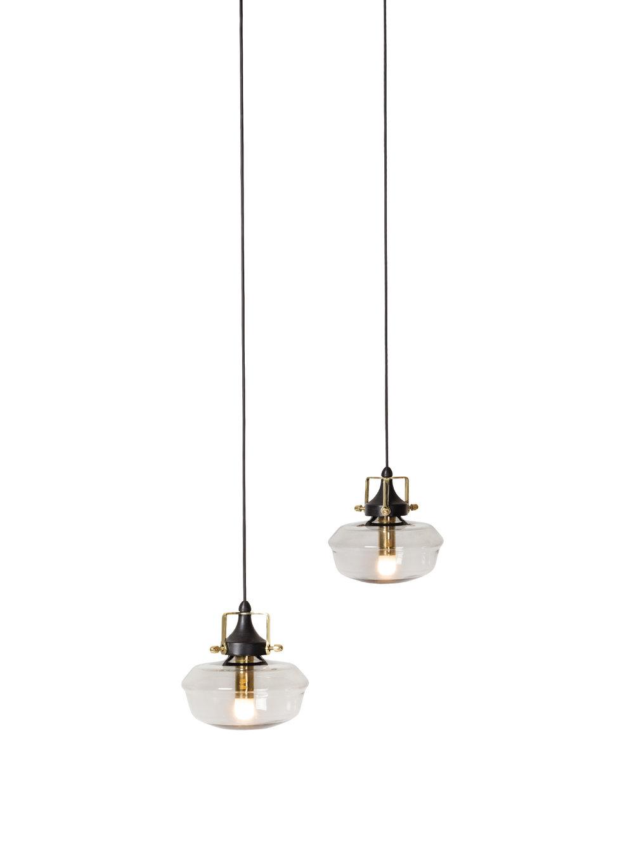 Nutt lampe