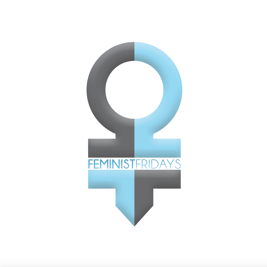 Logo I created for #feministfridays - website coming soon!