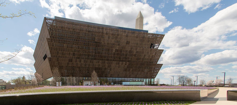 Smithsonian National Museum of African American History and Culture in Washington, D.C.
