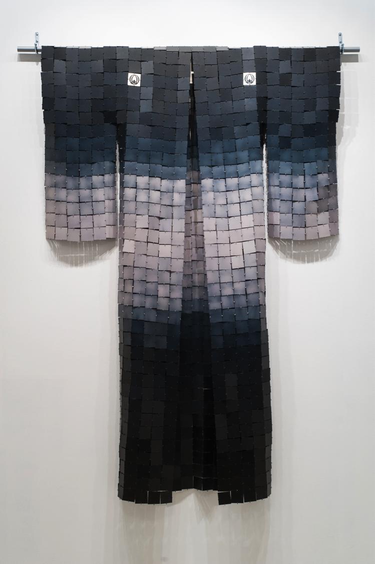 Miya Ando's Kimono sculpture