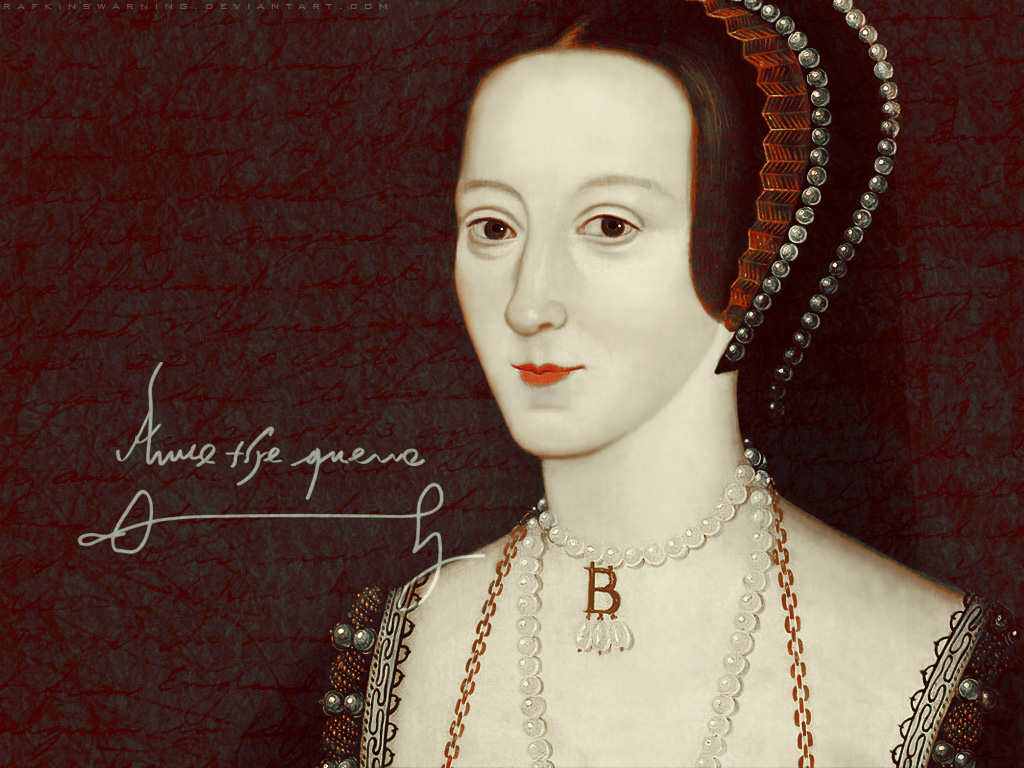 Anne Boleyn (possibly)