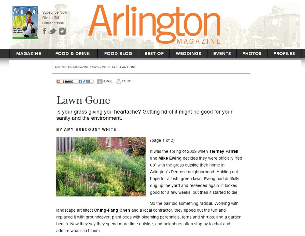 Arlington Magazine - April 2014