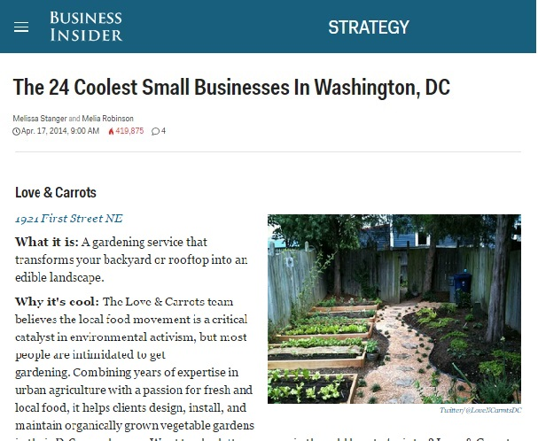 Business Insider - April 2014