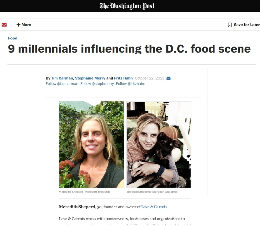 The Washington Post - October 2013