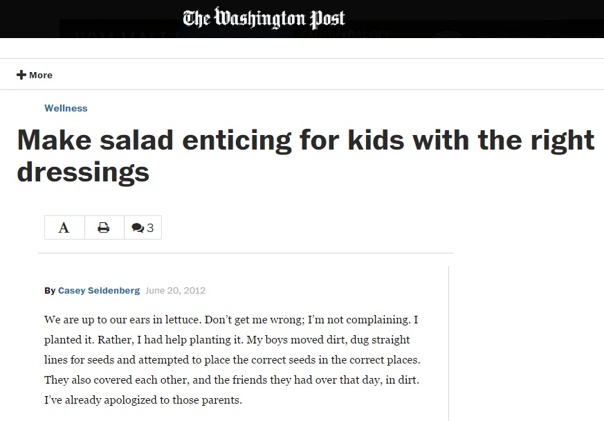 The Washington Post - June 2012