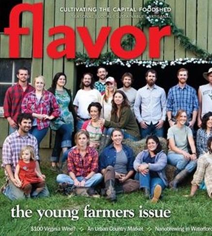 Flavor Magazine - December 2011