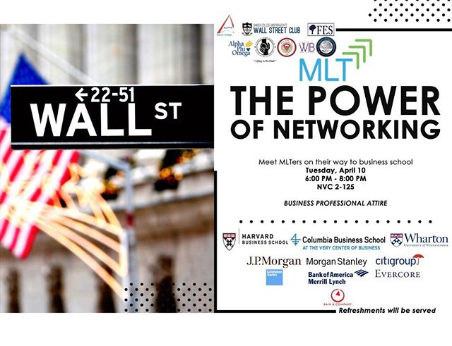 Check out this event we are co-sponsoring for MLT this Tuesday!