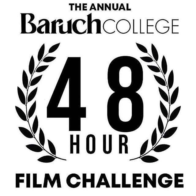 Only one day until the Baruch Film Challenge! Make sure to reserve your seat for the screening at usg-bearcat.com/filmchallenge