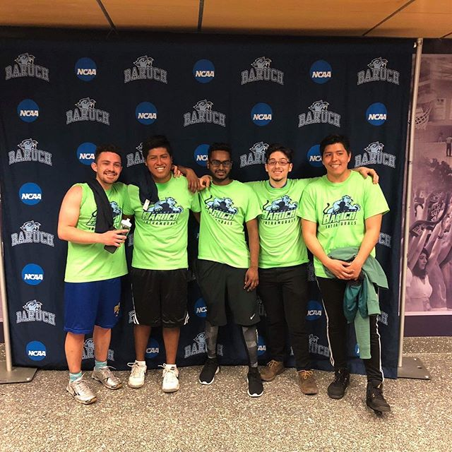 Here is the USG Team at last week's WBMB radio dodgeball tournament! Thanks to @wbmbbiz for the fun event!