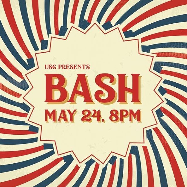 Ladies and gents, it's that time of the year again. Make sure to save the date for BASH 2018.