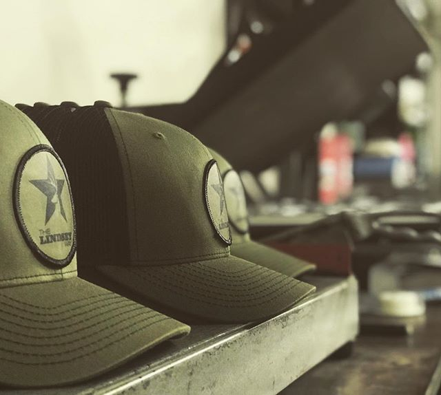 @thelindseyway cap kind of Friday 📞(402) 325-1380 ✉️ info@inkalleyshirts.com • • • • #caps #patch #patches #wear #screenprint #embroidery #design #graphicdesign #hat #hats #create #handmade