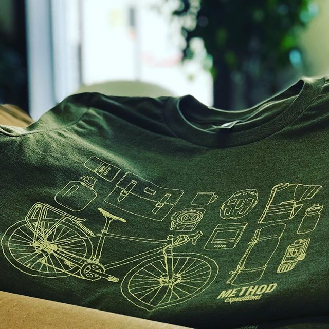 Rad tees for our friendly neighbors @methodcycles. S/O to the ever talented @captcutler on the🔥design. 📞 (402) 325-1380 ✉️ info@inkalleyshirts.com • • • #bikes #bikes #lnk #lincoln #nebraska #design #art #artwork #shirts #create #handmade #print #printed #printing #graphicdesign #graphic #shirt #screenprint #screenprinting #embroidery #silkscreen