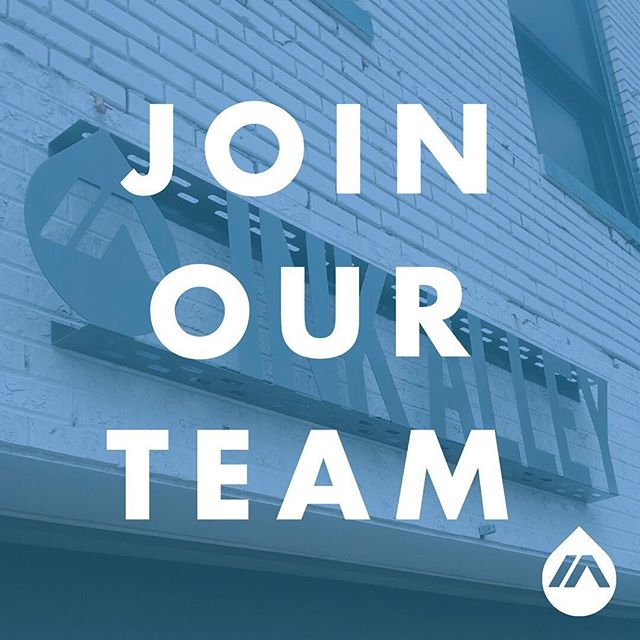 Want to print shirts with us? We've got good news. We're hiring a screen print production manager! Visit the link in our bio to learn about the position and apply. 📞 (402) 325-1380 ✉️ info@inkalleyshirts.com • • • #shirts #hiring #job #career #design #graphicdesign #screenprint #silkscreen #printing #screenprinting #embroidey