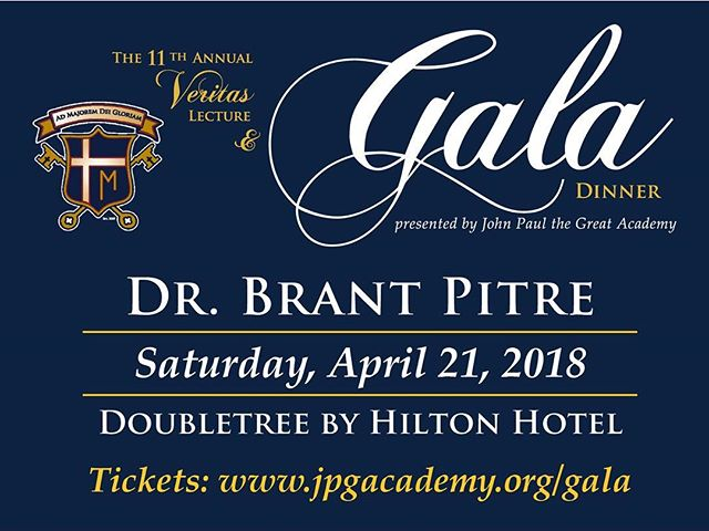 See you on Saturday! #gala #drbrantpitre