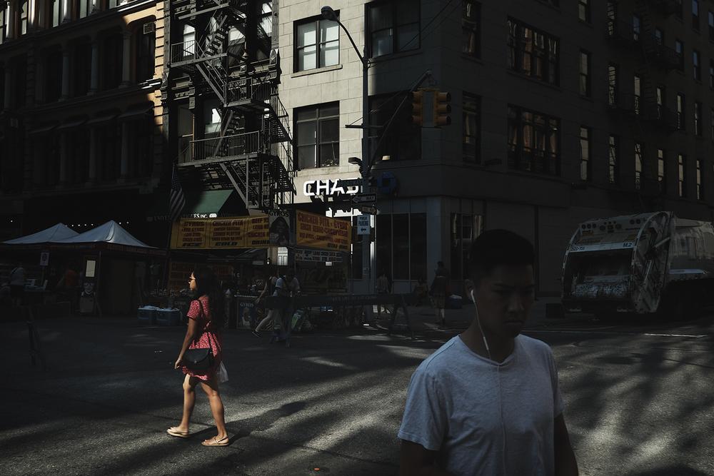 Manhattan, NY. 2015 ©Go Nakamura photography