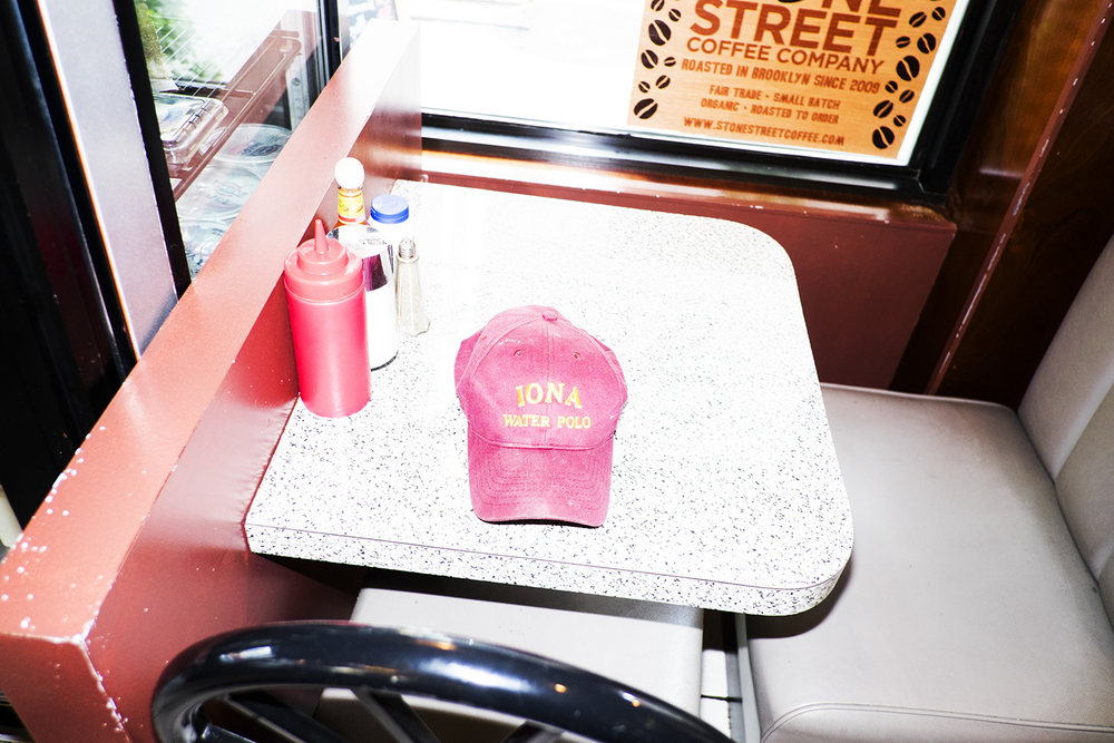 John's Cafe. Manhattan. 2015   ©    Go Nakamura     photography