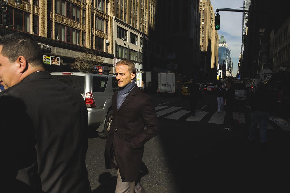 Manhattan, NY.2015 ©Go Nakamura photography