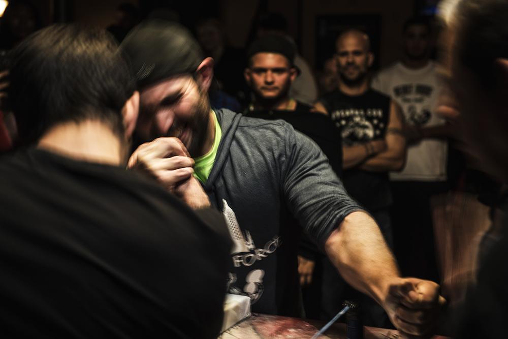 New York State Arm Wrestling Championships. 2015 ©Go Nakamura photography