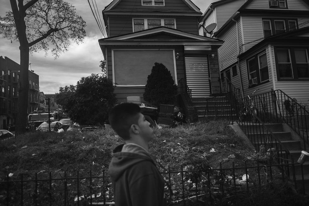 Queens, NY.2015©Go Nakamura photography