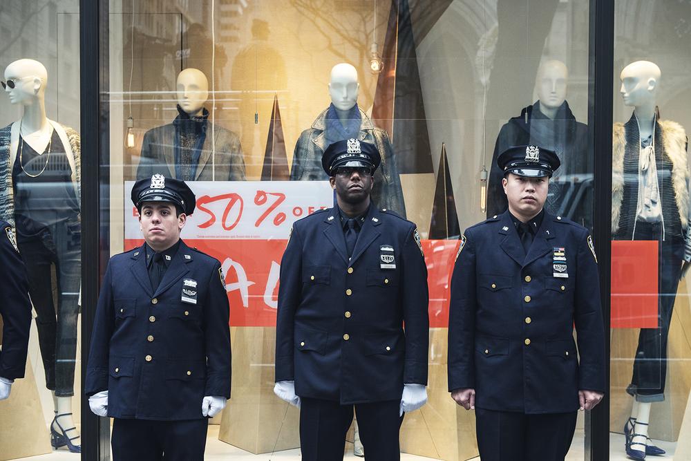 5th Ave Manhattan,NY.2015  ©    Go Nakamura     photography