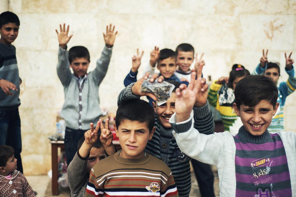 Tall Rifat, Syria. 2012   ©    Go Nakamura     photography