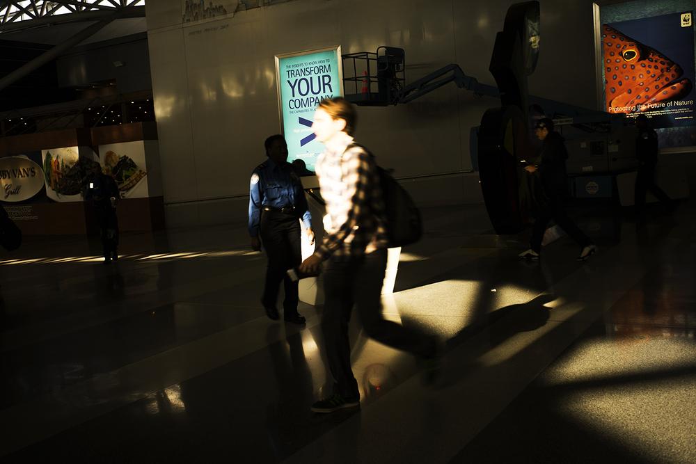 JFK Airport. Queens, NY.  ©    Go Nakamura    photography