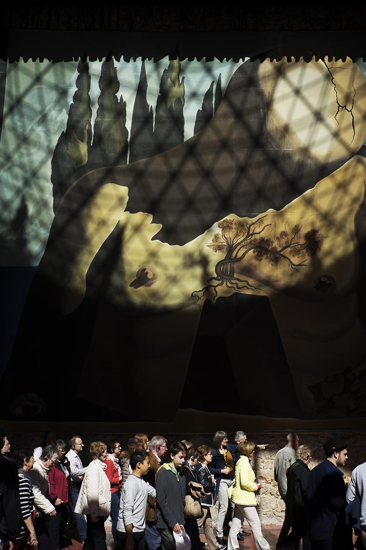 Dali Theatre-Museum. Figueres, Spain. 2016   ©    Go Nakamura     photography